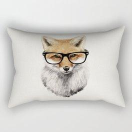 Mr. Fox Rectangular Pillow
