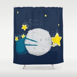 Star Harvester Shower Curtain