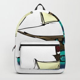 The Galleon Backpack