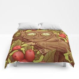 The Caffeinated Tarsier Comforters