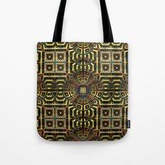 Stargate - Mayan Edition Tote Bag