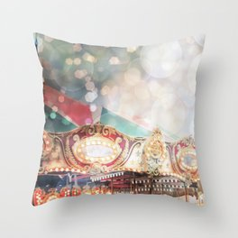 A Dream Within A Dream Throw Pillow