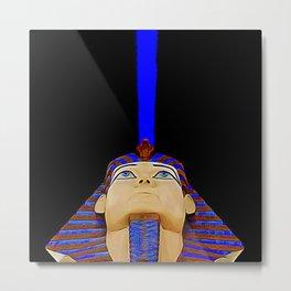 Tutankhamun's Mind Metal Print