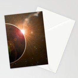 extrasolar planet Stationery Cards