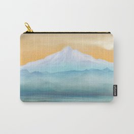 Sunrise Fuji Mount Carry-All Pouch