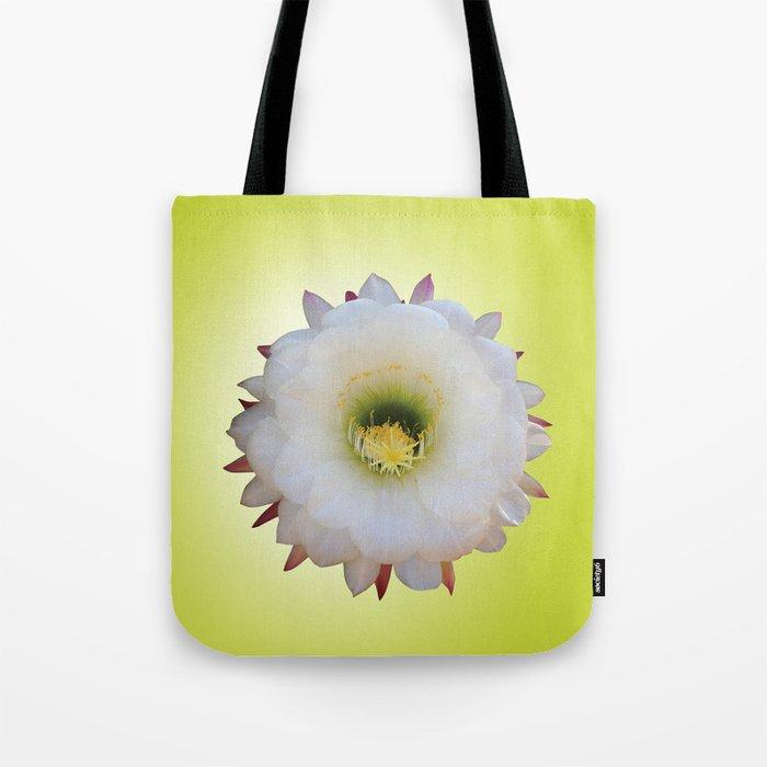 Night-Blooming Cereus Tote Bag