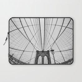 Brooklyn Bridge, NYC Laptop Sleeve