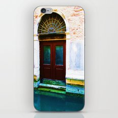 Front Lawn iPhone & iPod Skin