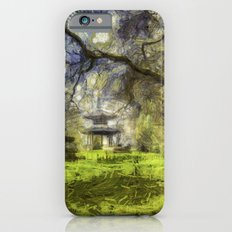 Pagoda Battersea Park Art iPhone 6s Slim Case