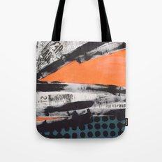 CUT  UP Tote Bag