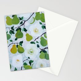 Persistent Pear Stationery Cards
