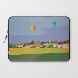 BURGUNDY - FRANCE Laptop Sleeve