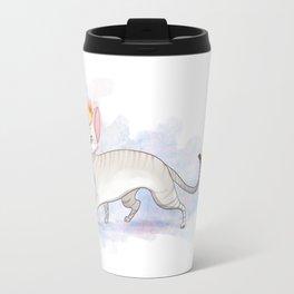 Queen Beepo Travel Mug