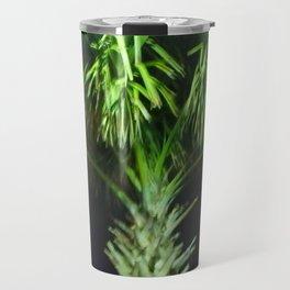 Trippy Palms Travel Mug