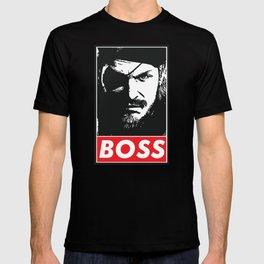 Big Boss - Metal Gear Solid T-shirt
