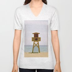 The beach Unisex V-Neck