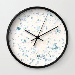Terrazzo 6 Wall Clock