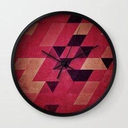 0054 // amyrynthya Wall Clock