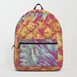 I Adore You, Pineapple Backpack