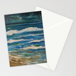 Star Lit Sea Stationery Cards