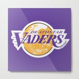 L.A. Vaders Metal Print