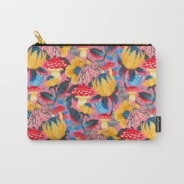 Moth in you - pink Carry-All Pouch