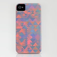 Delta Tribe - Pink iPhone (4, 4s) Slim Case