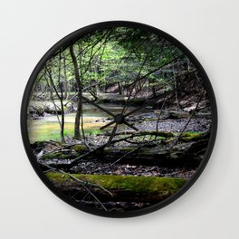 Crik Wall Clock