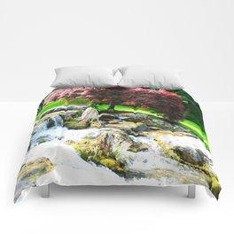 Crystal Waters Comforters