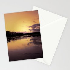 The Radiant Beauty of Nature Stationery Cards
