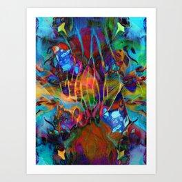 Soul Cleanser Art Print