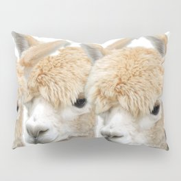 Alpaca Line Up Pillow Sham