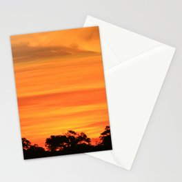 Okavango Sunset Stationery Cards