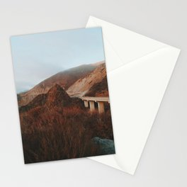 Cabrillo Highway, California State Route 1 Stationery Cards