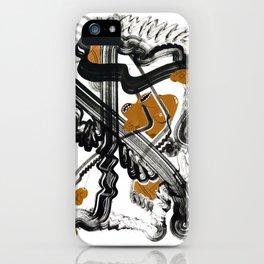 Holler iPhone Case