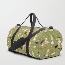 Summer Family Cookout Duffle Bag