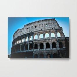 Rome - Colosseo Metal Print