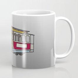 San Francisco Cable Car Coffee Mug