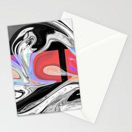 PLIGHT - BLACK Stationery Cards