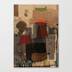 unfolded 21 Canvas Print