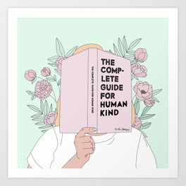 The Guide Art Print