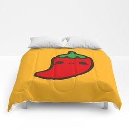 Cute chilli Comforters