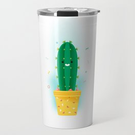 The Cactypes Collection: Larry Travel Mug