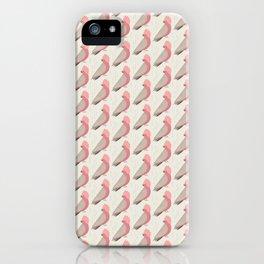Galah | Pattern iPhone Case