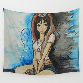 Aiko - PTSD Wall Tapestry