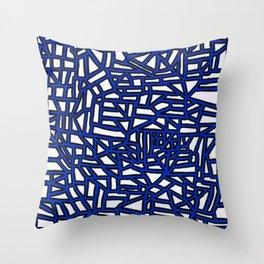 Landforms Series - StoneRoses #13 Throw Pillow