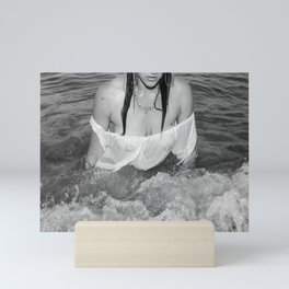 Erotic Sea Mini Art Print
