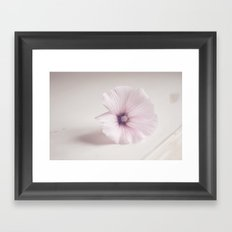 When you're gone Framed Art Print