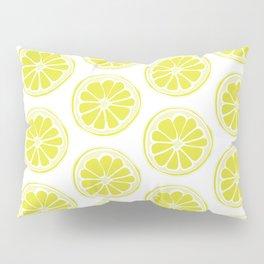 Sliced Lemon Pillow Sham