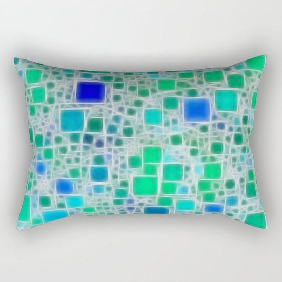 Ceramics Ocean Rectangular Pillow